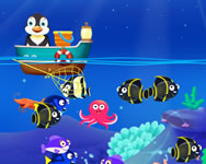 Deep sea fishing HTML5